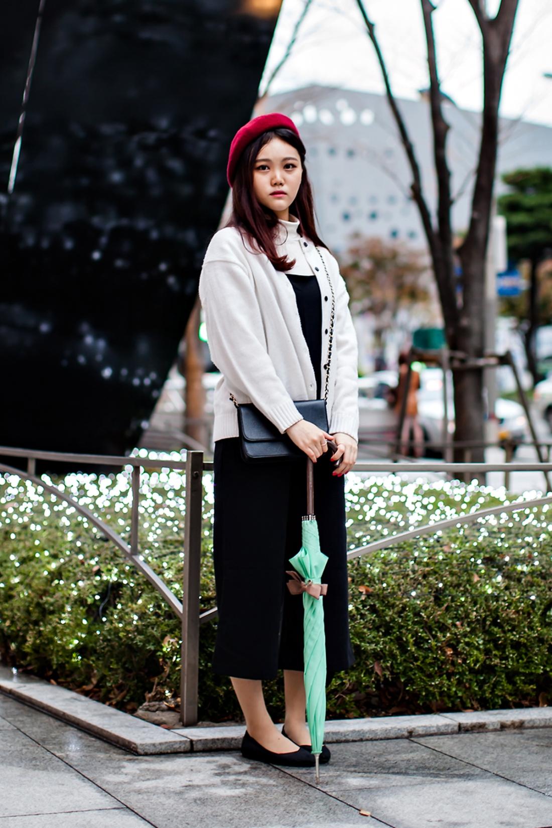 On the street… Choi Minkyung Busan