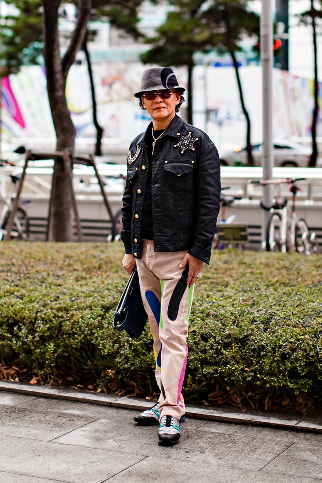 On the street… Kim Dongho Busan