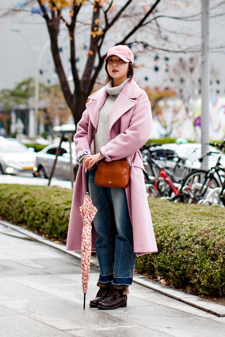 On the street… Kim Gahee