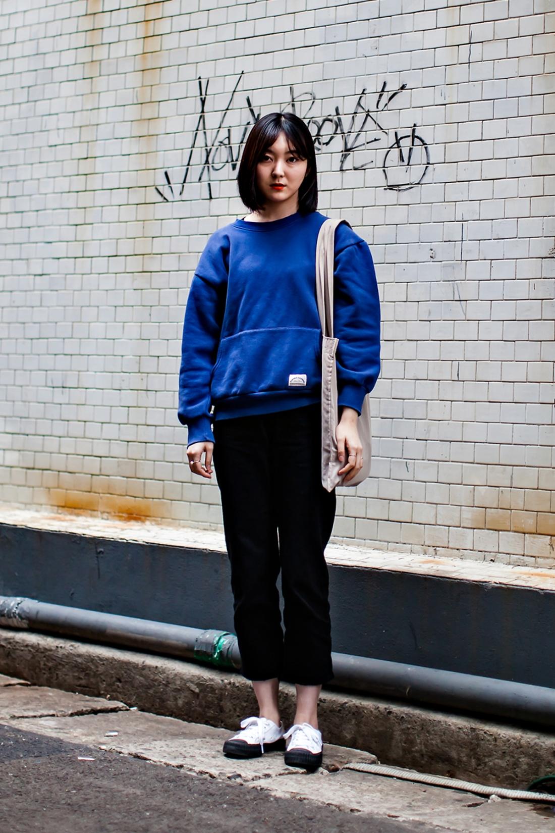 On the street… Kim Goeun Busan