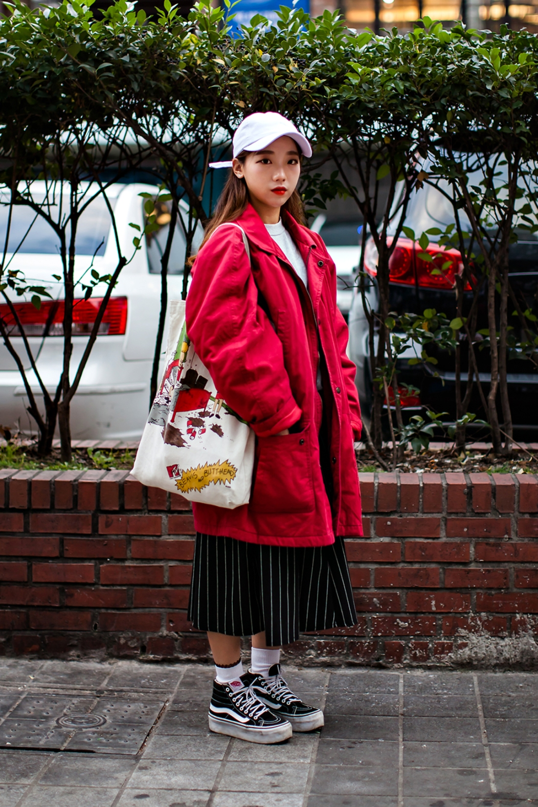 On the street… Lee Jungmin Busan