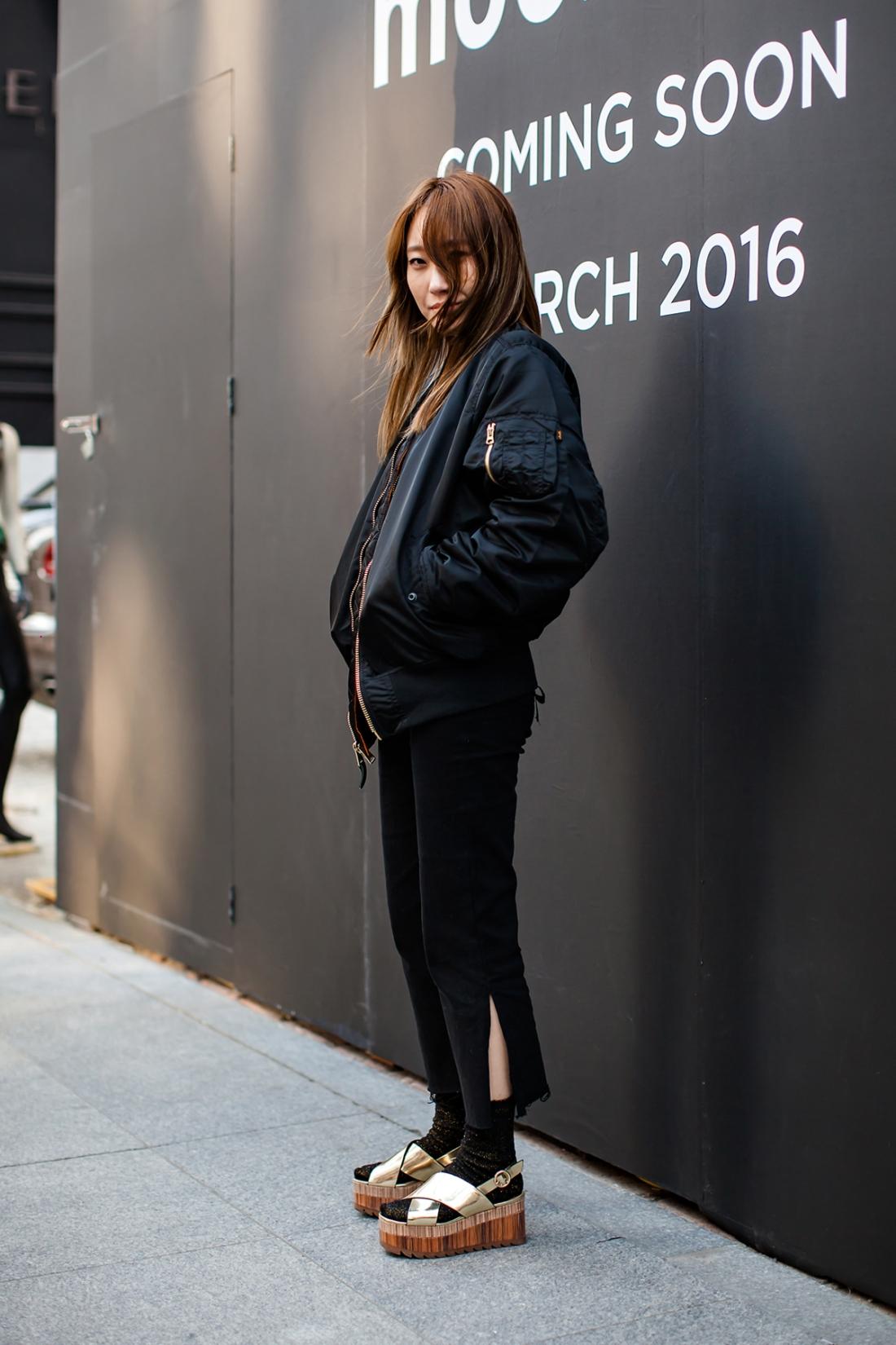 Lee Yerin, Seoul