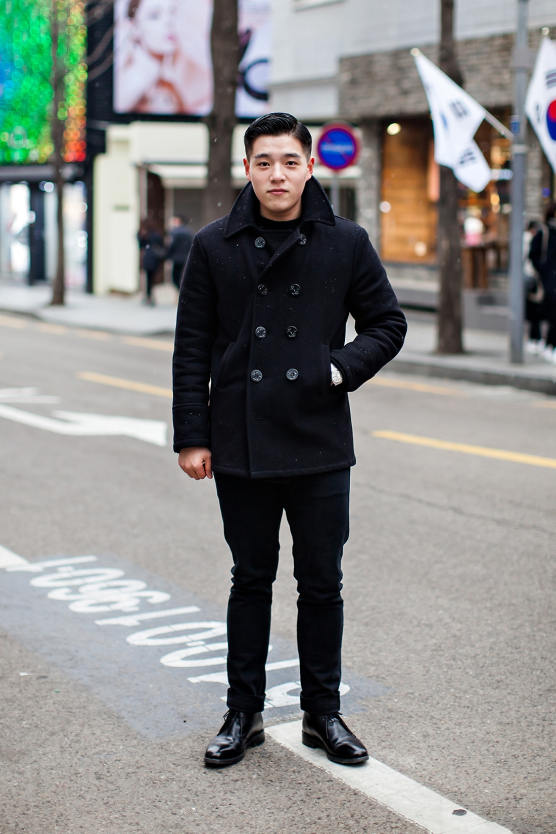 Yoo Jaehak, Seoul