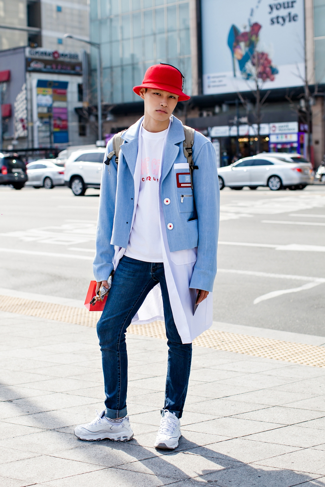 Jung Hyuk, SEOUL FASHION WEEK 2016 F:W