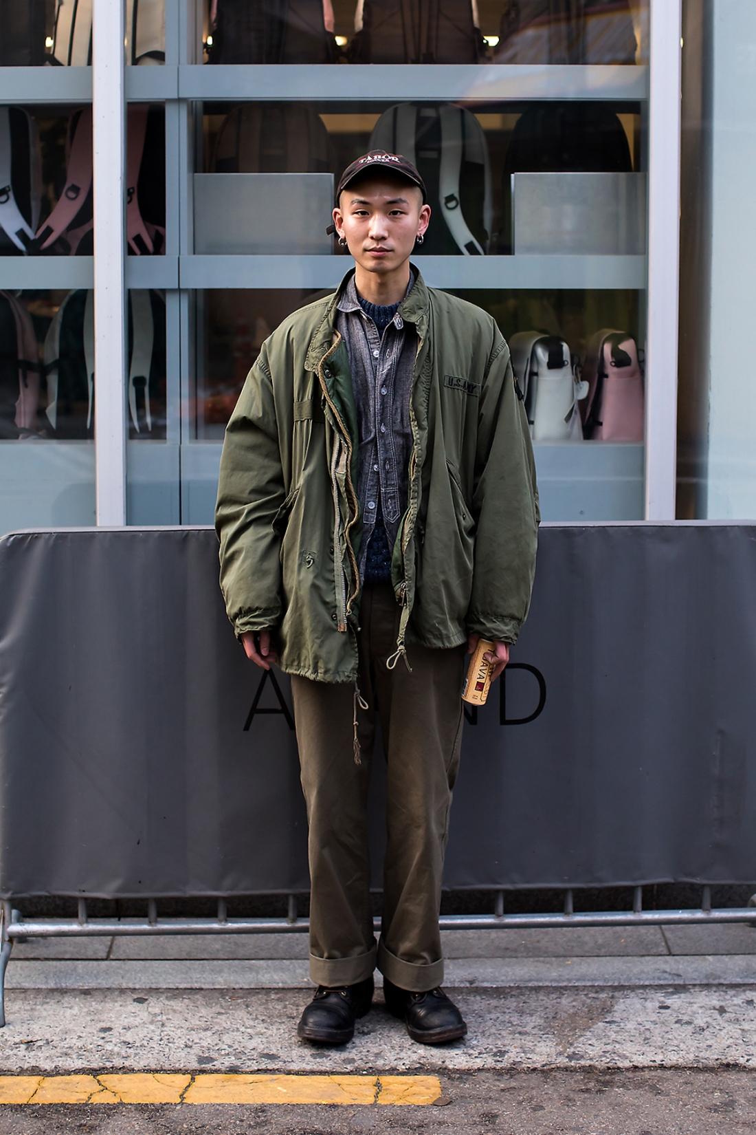 Kim Changhee, Street Fashion 2017 in SEOUL.jpg