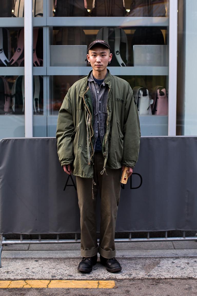 Kim Changhee, Street Fashion 2017 in SEOUL.jpg