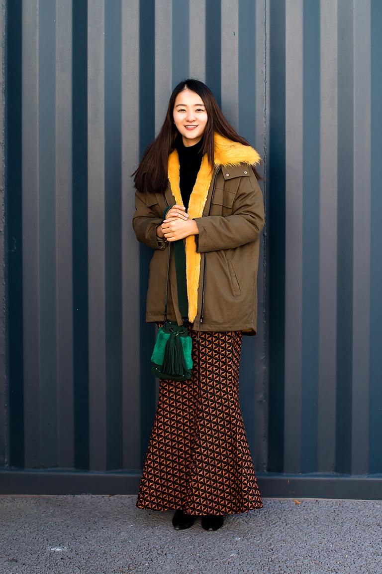 Yoo Eunji, Street Fashion 2017 in SEOUL.jpg