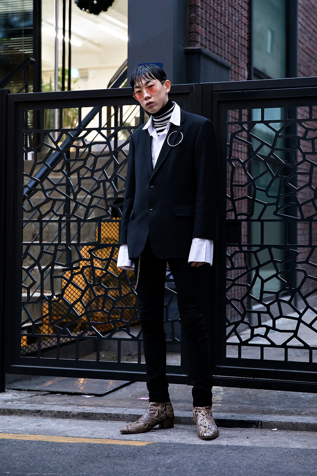 Cho Sangheum, Street Fashion 2017 in SEOUL.jpg