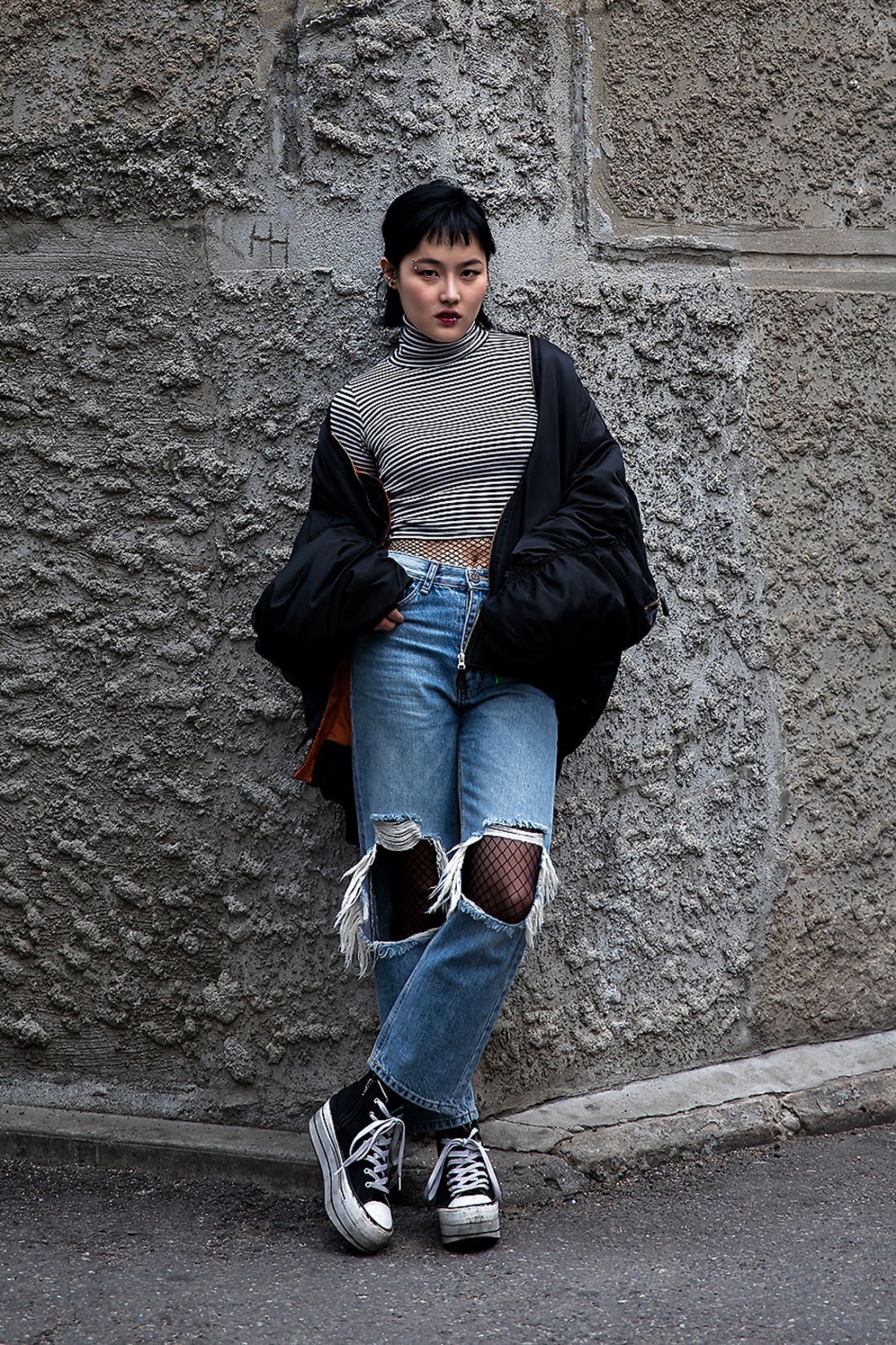 Hwang Dohye, Street Fashion 2017 in SEOUL.jpg