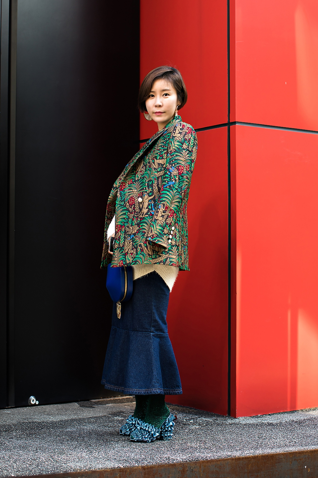 Lee Juhee, Street Fashion 2017 in SEOUL.jpg