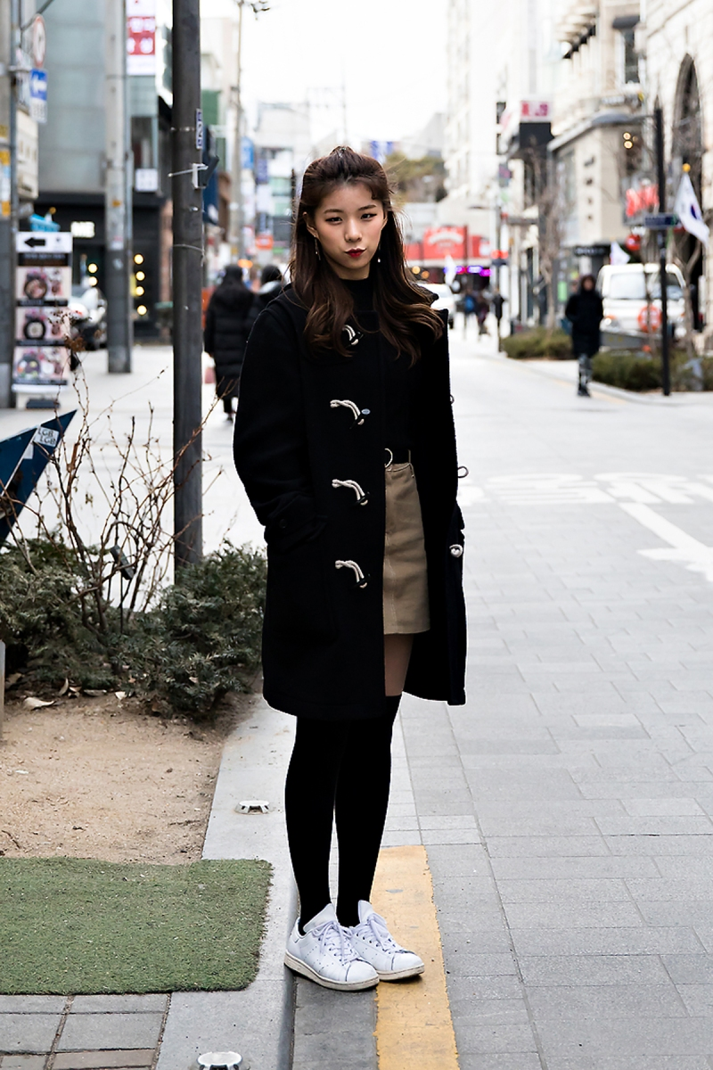 Yoo Heekyung, Street Fashion 2017 in SEOUL.jpg