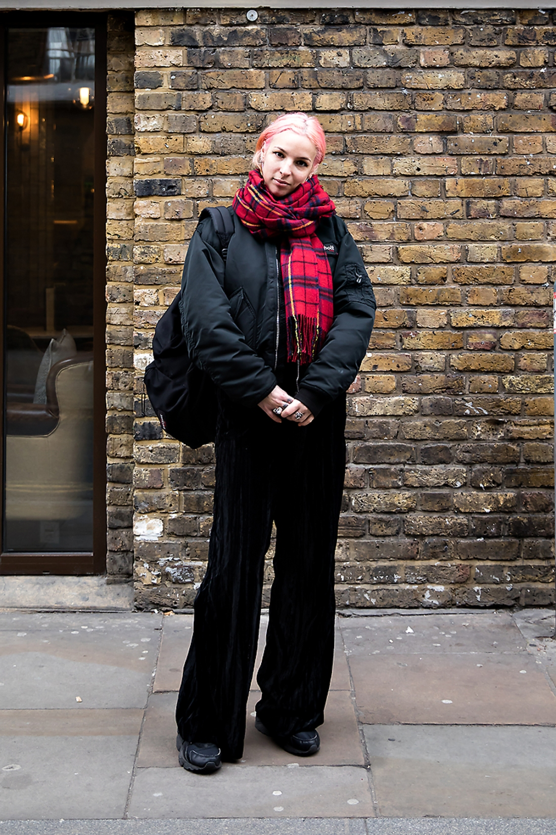 Billie, Street Fashion 2017 in London