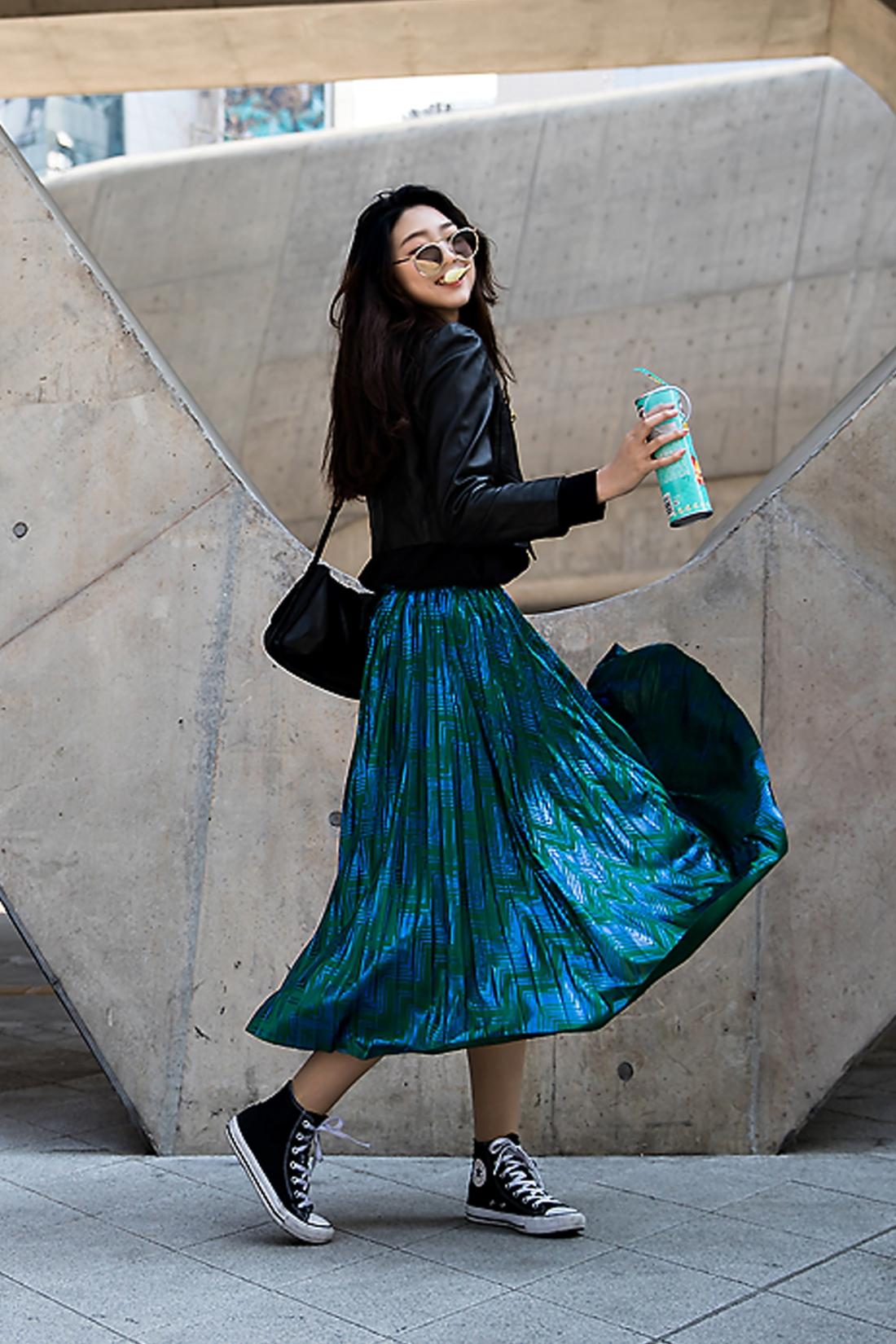 Cho Yerim, Street Fashion 2017 in Seoul.jpg