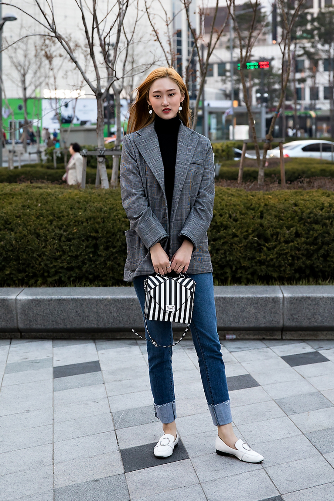 Choi Jisun, Street Fashion 2017 in Seoul.jpg