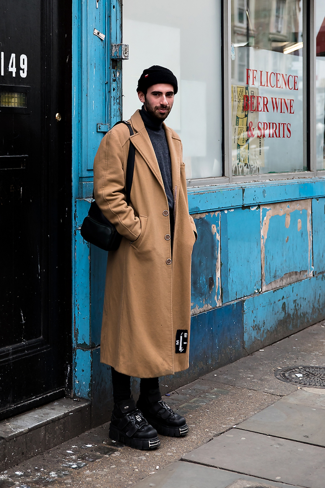 Gilberto Genco, Street Fashion 2017 in London.jpg
