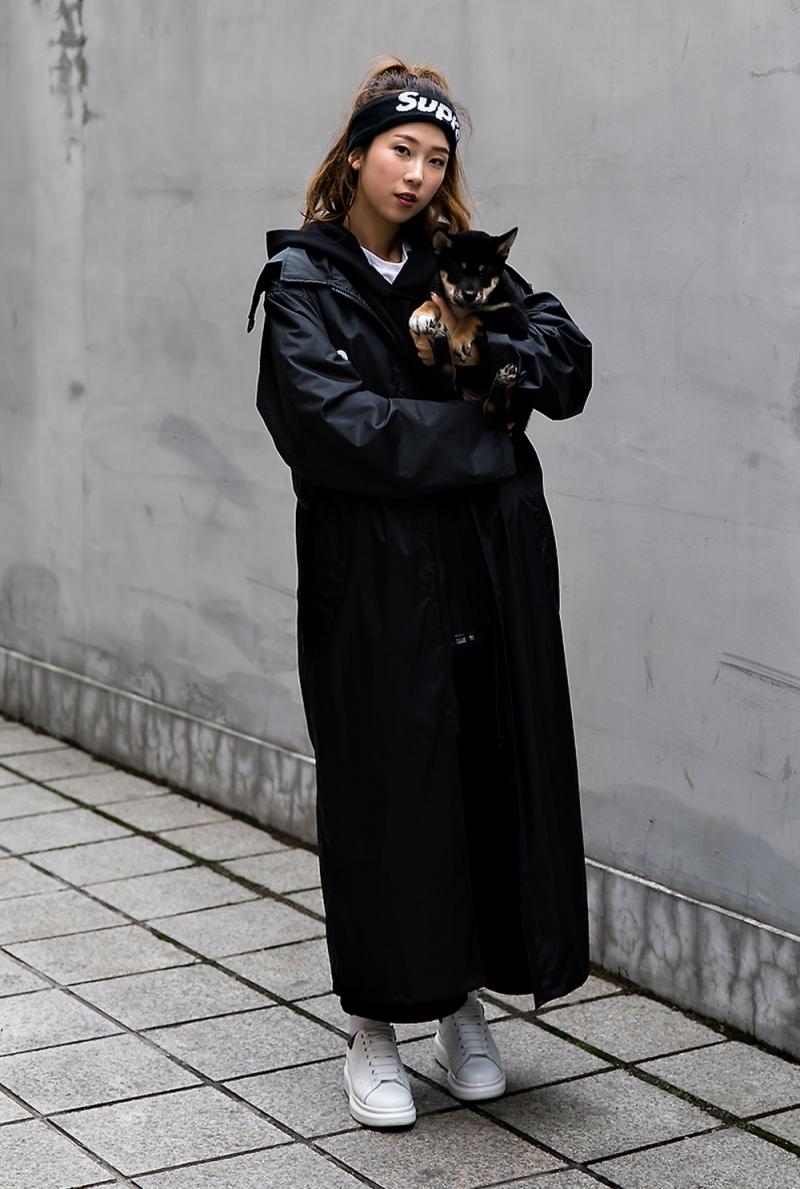 Yang Yoonhee, Street Fashion 2017 in Seoul.jpg