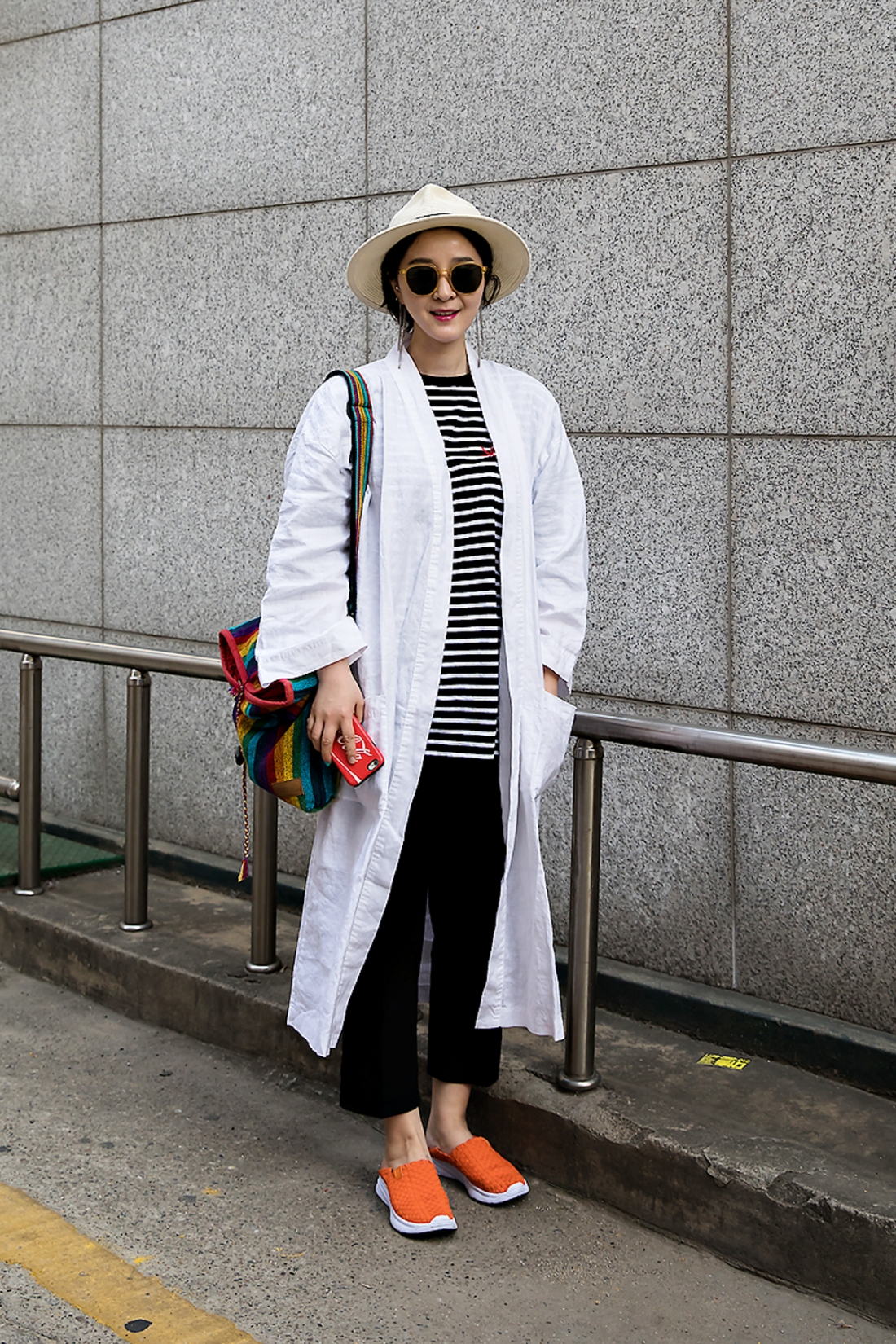 Choi Gojib, Street Fashion 2017 in Seoul.jpg