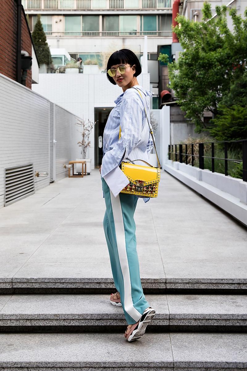 Kim Heewon, Street Fashion 2017 in Seoul.jpg