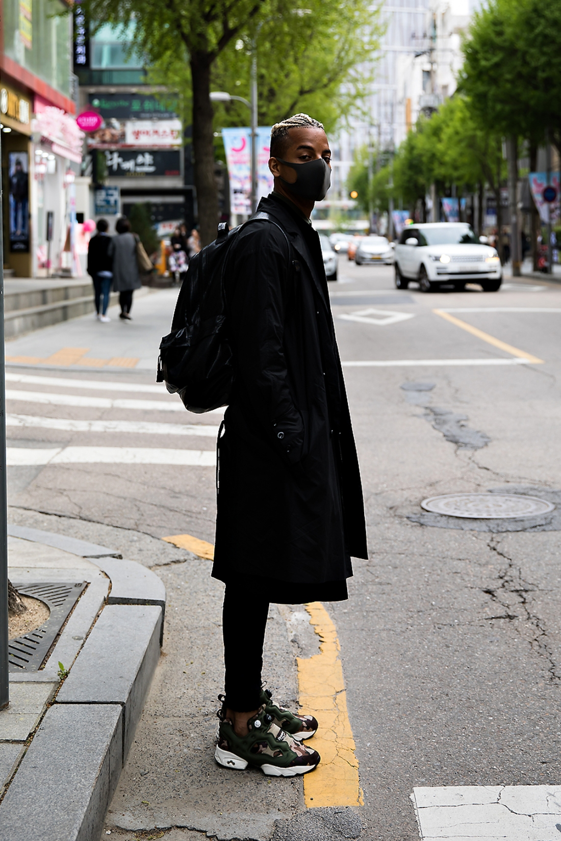 Paolo, Street Fashion 2017 in Seoul