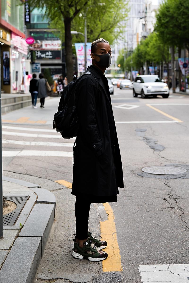 Paolo, Street Fashion 2017 in Seoul