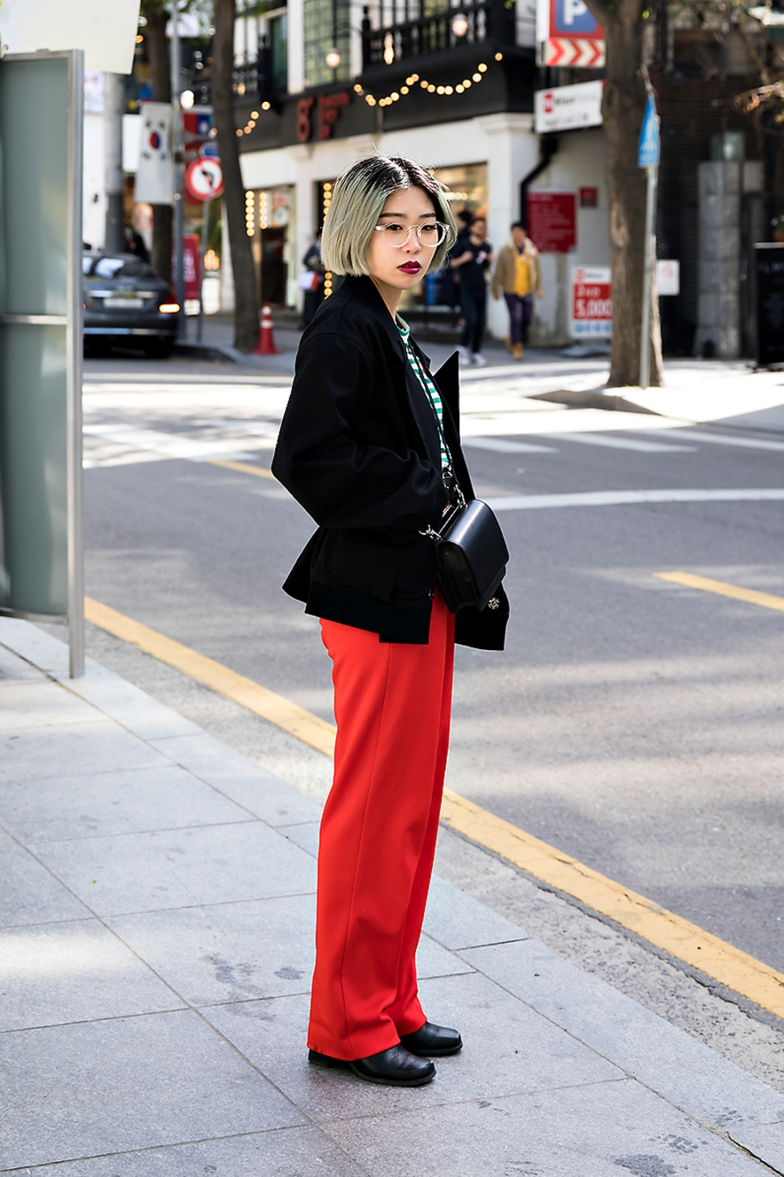 Uemoto Rika, Street Fashion 2017 in Seoul.jpg