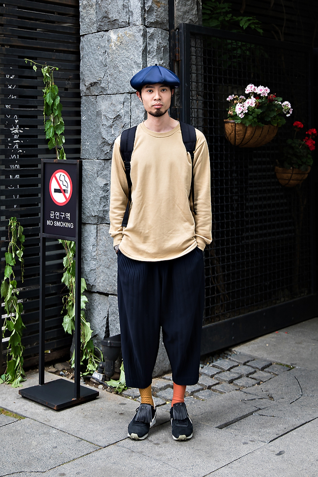 Felix, Street Fashion 2017 in Seoul