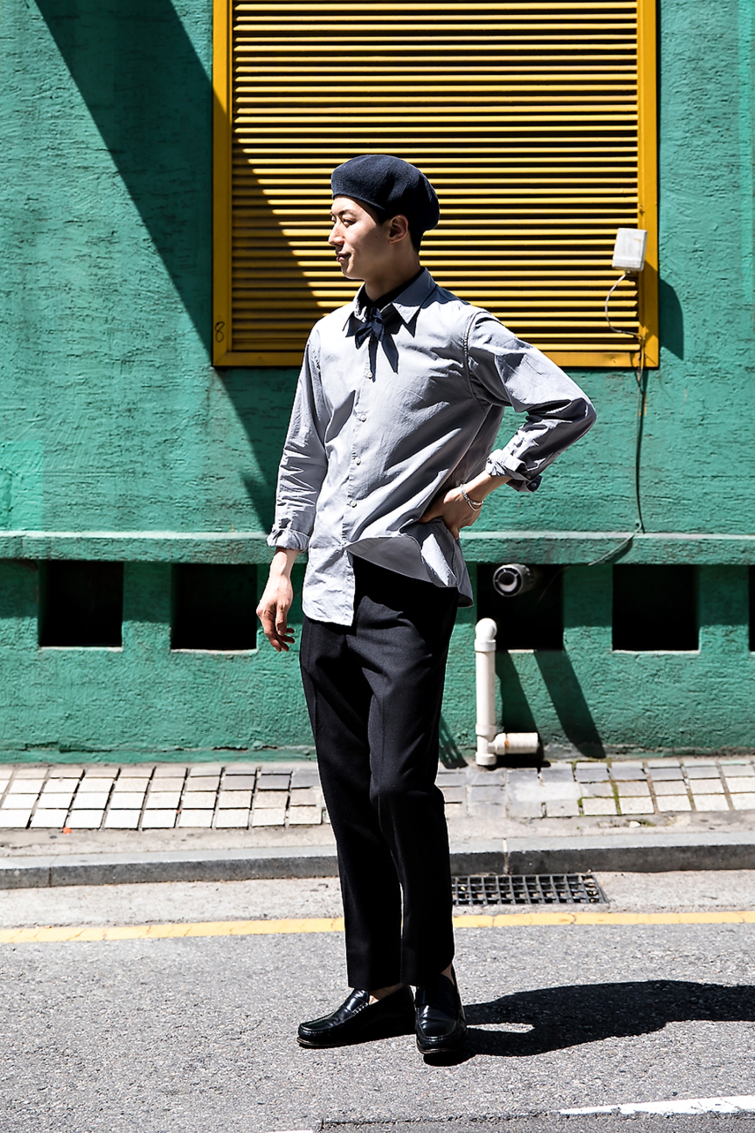 Kim Wan, Street Fashion 2017 in Seoul.jpg