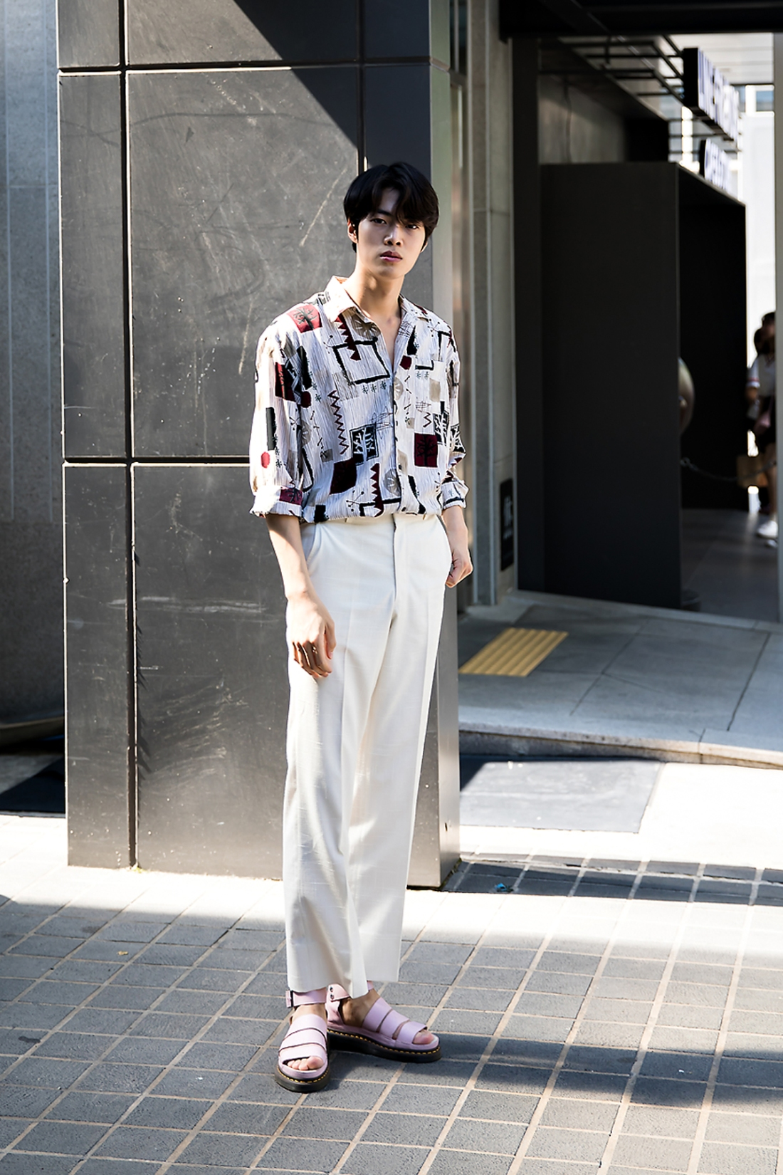 Ko Woongho, Street Fashion 2017 in Seoul.jpg