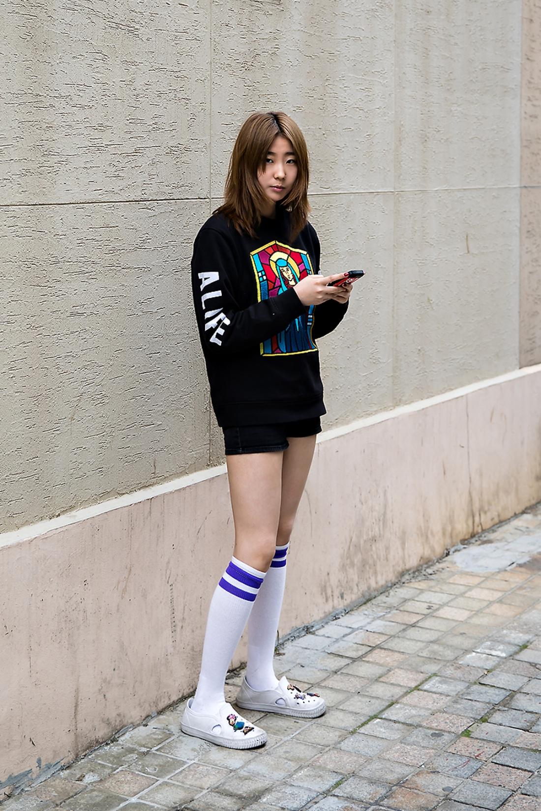 Lee Yura, Street Fashion 2017 in Seoul.jpg
