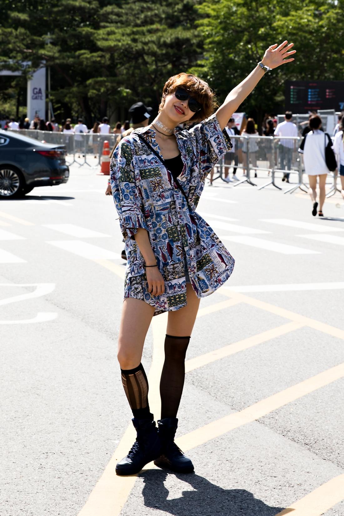Jeon Jihye, Ultra Music Festival 2017 in Seoul.jpg