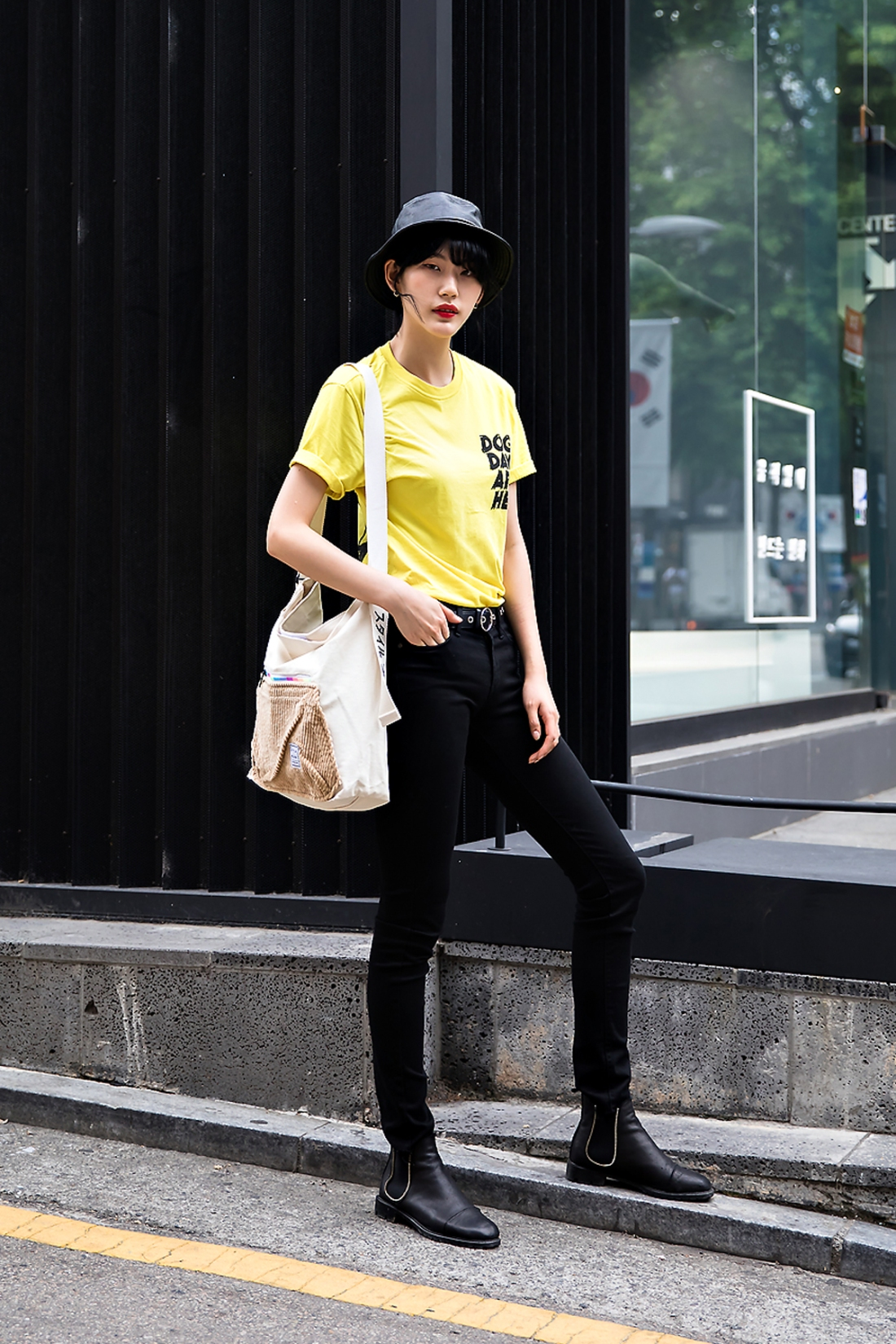Kim Jia, Street Fashion 2017 in Seoul.jpg