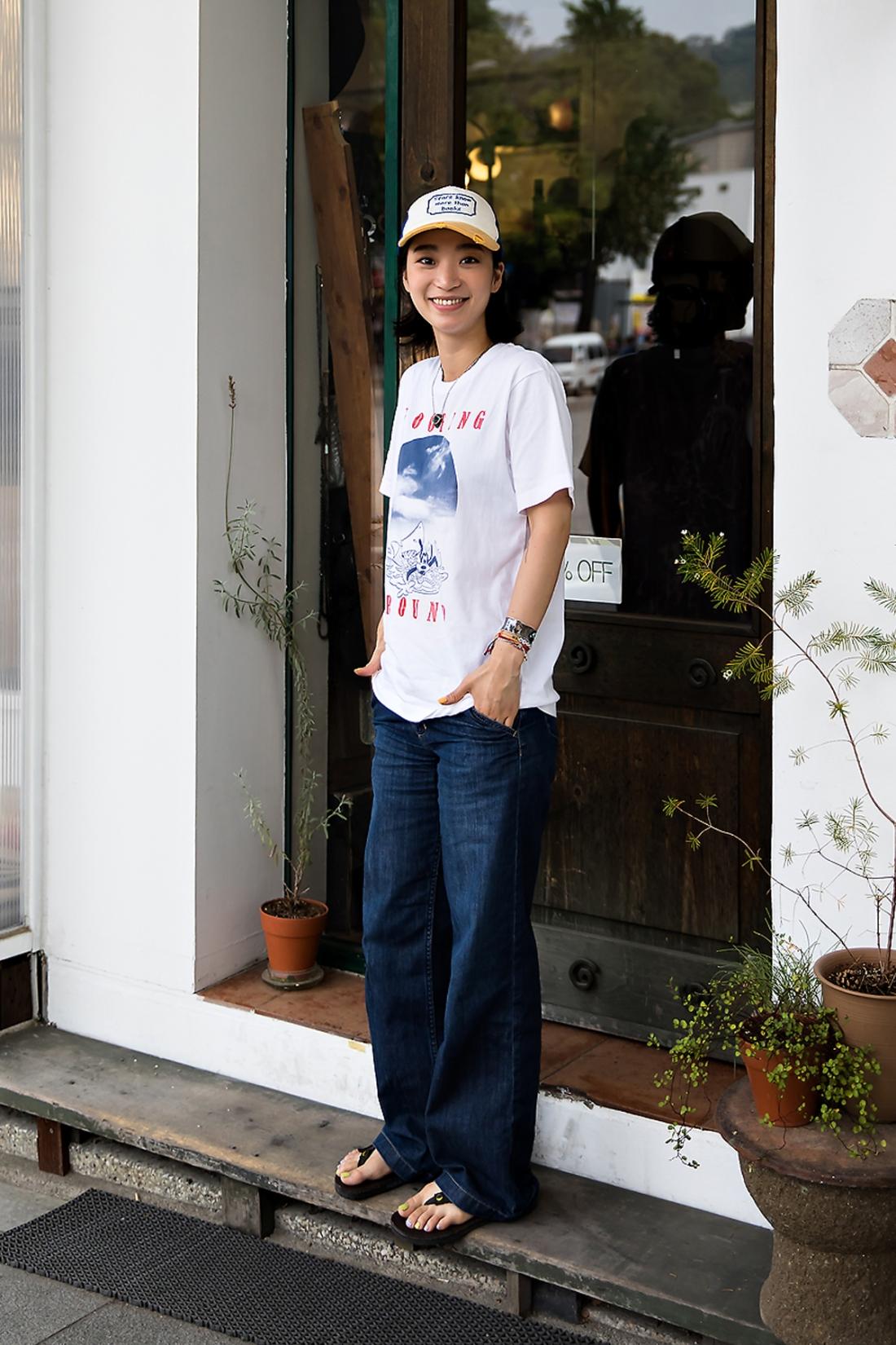 Byun Hyunji, Street Fashion 2017 in Seoul.jpg