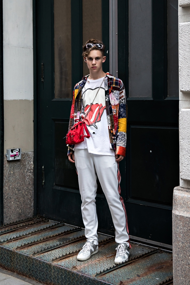 Jake Hasapopoulos, Street Fashion 2017 in New York.jpg