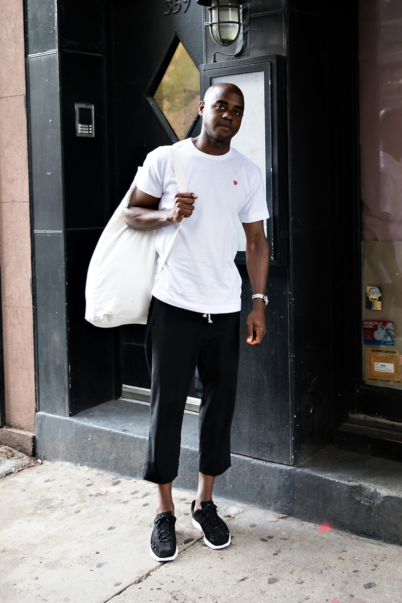 Kevin Norman, Street Fashion 2017 in New York