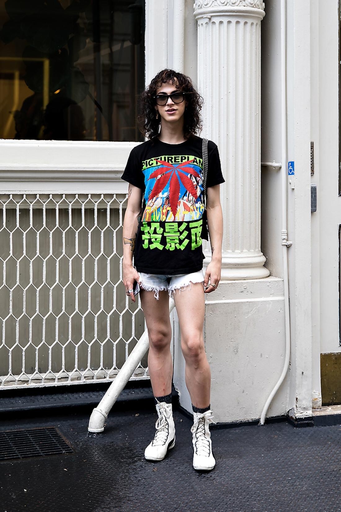 Richie Moo, Street Fashion 2017 in New York.jpg
