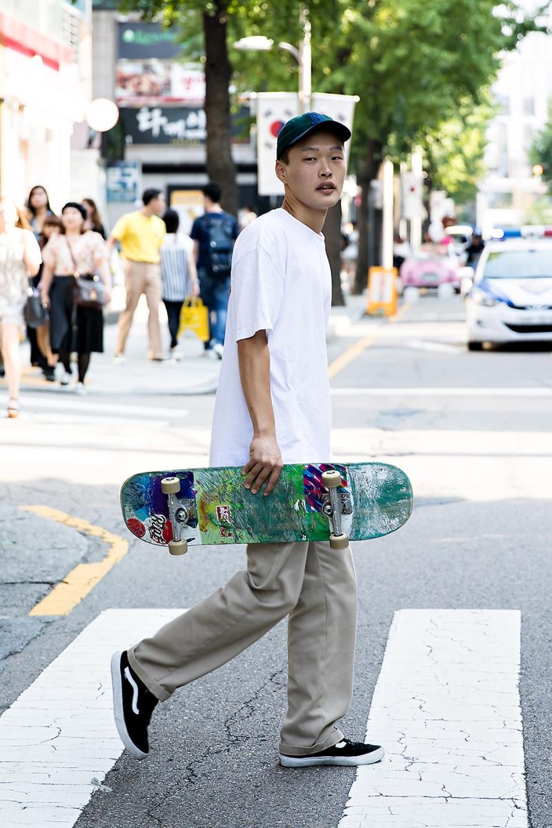 Byun Sungsik, Street Fashion 2017 in Seoul.jpg