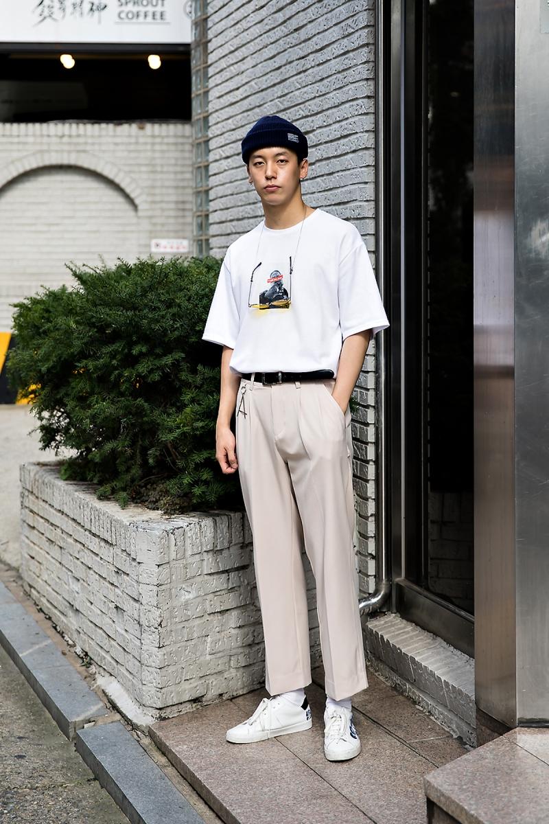 Choo Min Suk, Street Fashion 2017 in Seoul.jpg