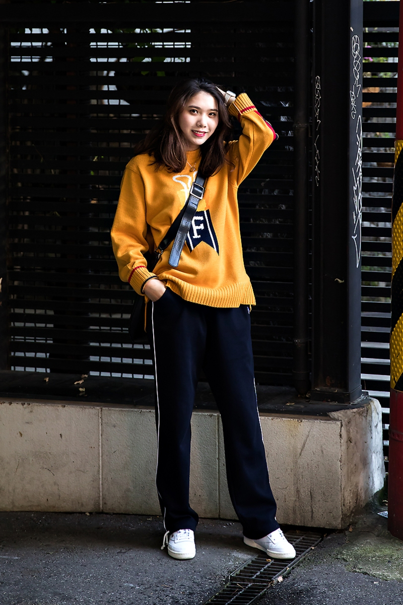 Cocoding, Street Fashion 2017 in Seoul