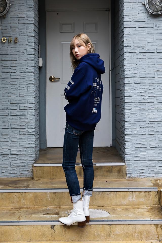 Lee Juyeon, Street Fashion 2017 in Seoul