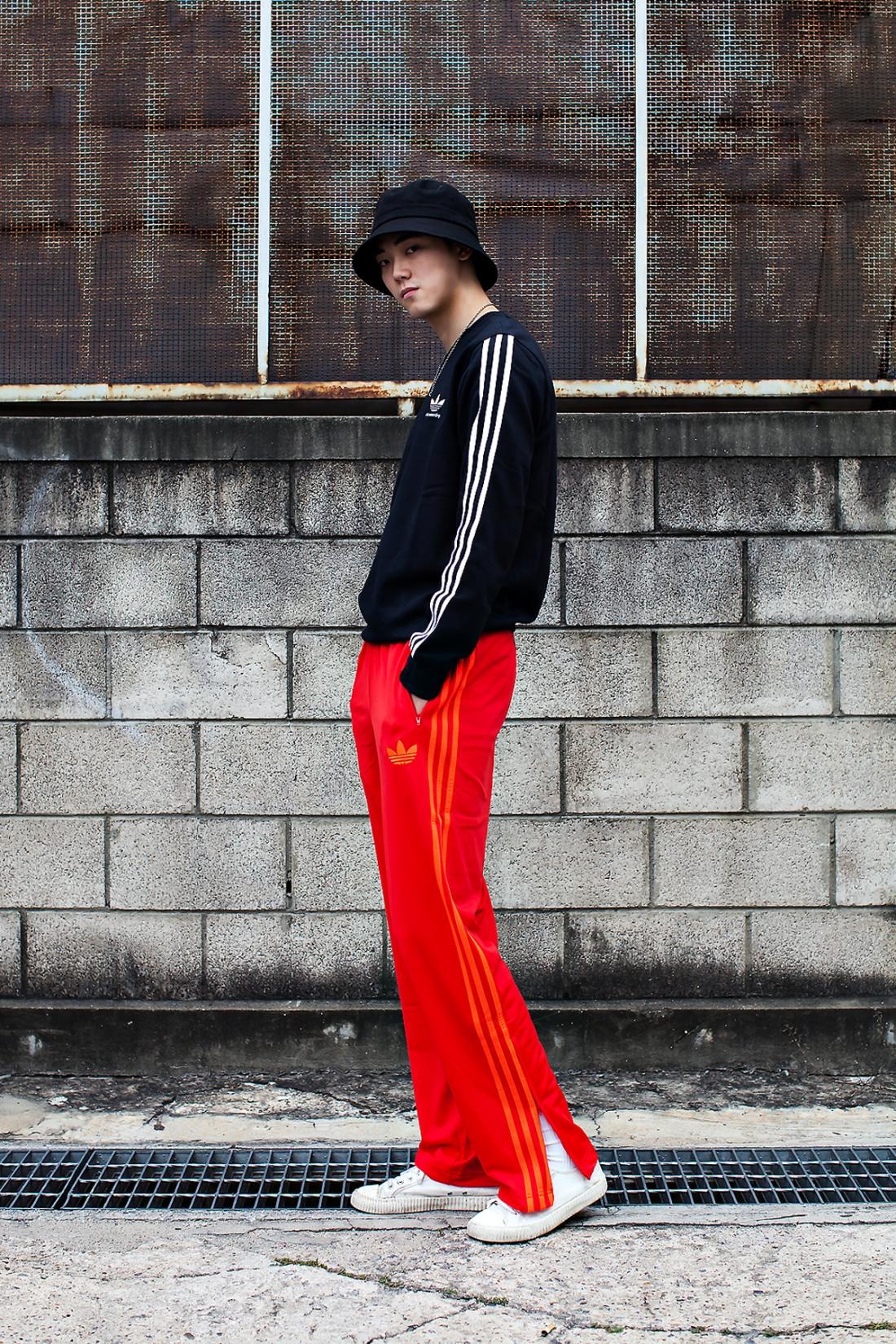 Lee Seungki, Street Fashion 2017 in Seoul