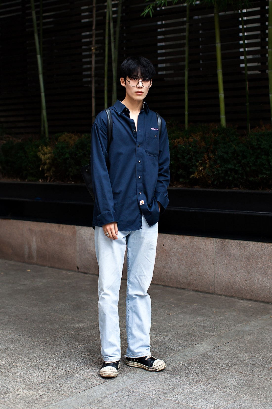 Yoon Hyunjo, Street Fashion 2017 in Seoul.jpg