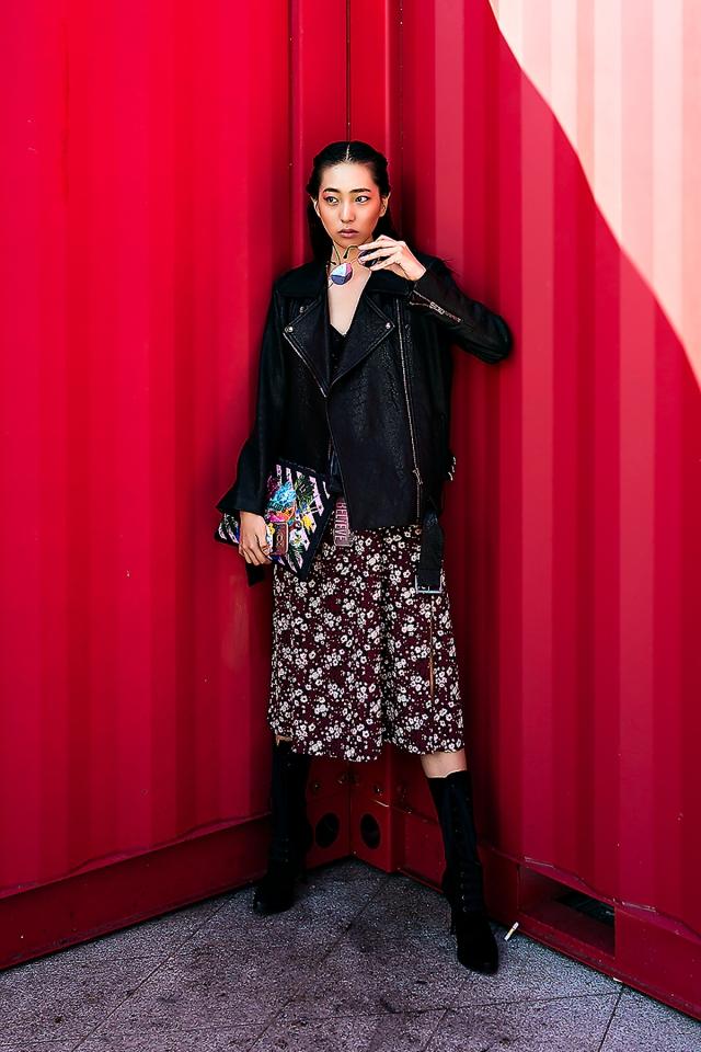 Lee Jinyi, SEOUL FASHION WEEK 2018SS