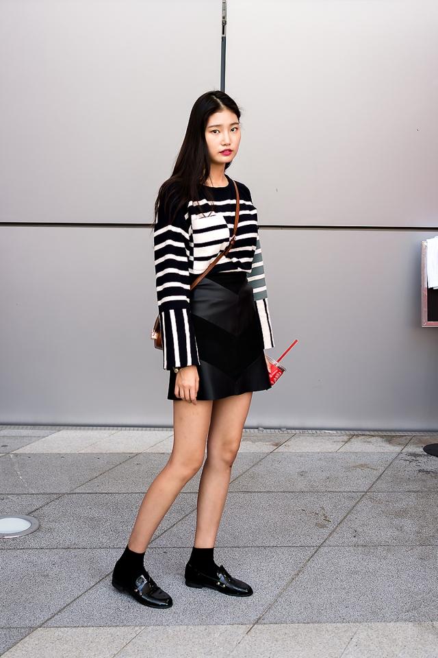 SEOUL FASHION WEEK STREETWEAR WOMENS 2018SS3