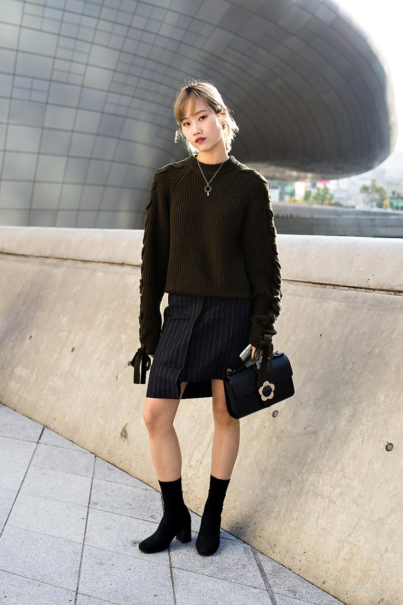 SEOUL FASHION WEEK STREETWEAR WOMENS 2018SS9