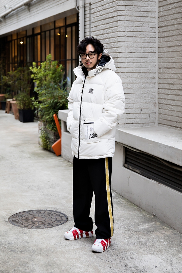 Cho Sungjun, Street style men fall 2017 inseoul