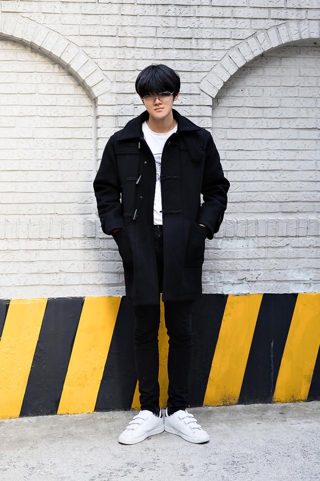 Lee Jungmoo, Street style men fall 2017 inseoul