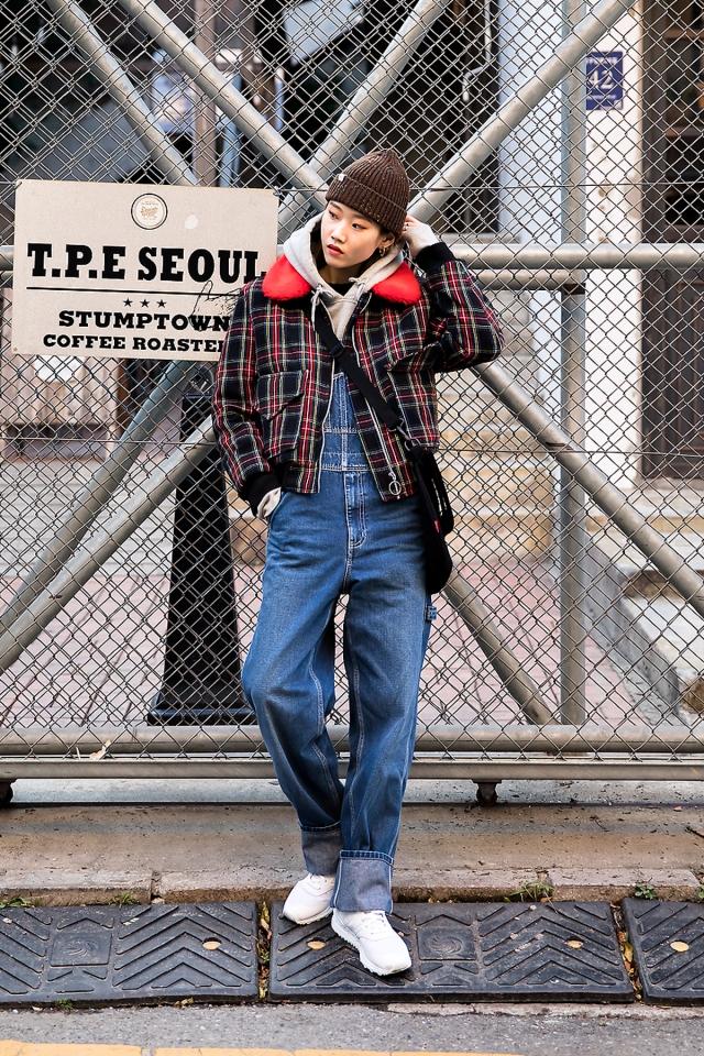 Park Jiae, Street style men fall 2017 inseoul