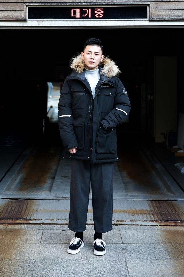 ZYC, Street style men fall 2017 inseoul