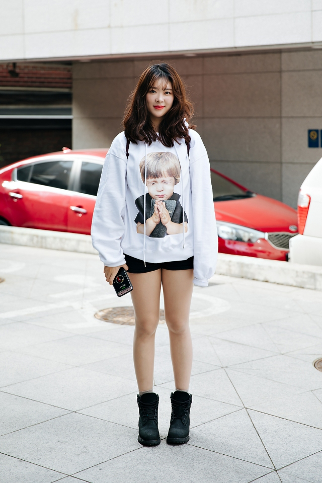 Han Dayoung, Street style women spring 2018 in seoul