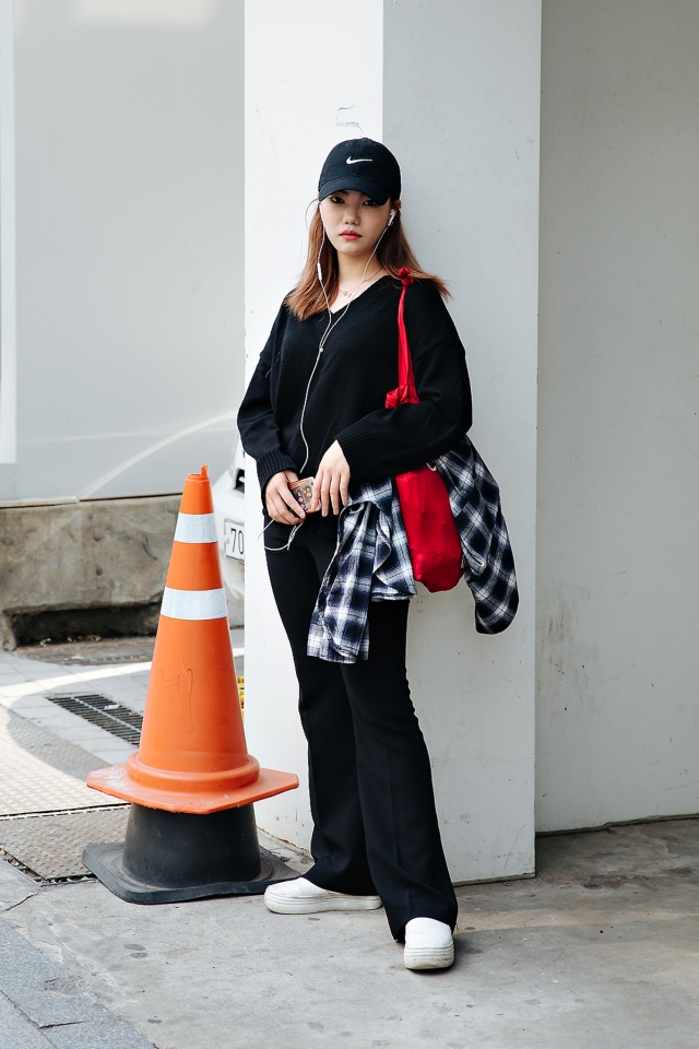 Kang Soojin, Street style women spring 2018 in seoul